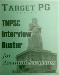 TNPSC Interview Buster for Assistant Surgeons