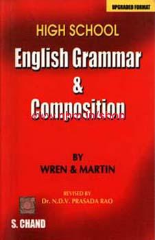 High School English Grammer & Composition - English