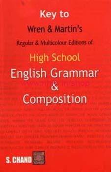Key to High School English Grammar & Composition