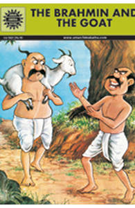 Panchatantra -The Brahmin and the Goat