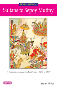 Indian History - 1 Sultans to Sepoy Mutiny
