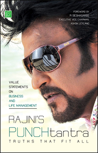 Rajini's Punch Tantra(Special Color Edition.)