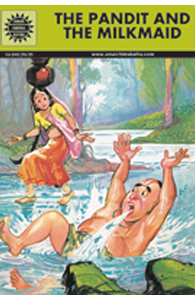 Pandit and the Milkmaid and other tales told by Ramkrishna